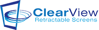 ClearView Retractable Screens Logo